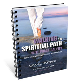 Walking the Spiritual Path with Practical Feet Journal
